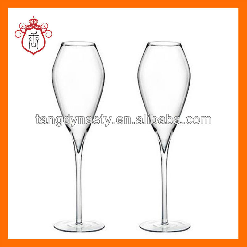 Hand blown cheap champagne flutes wedding champagne flutes products china hand blown cheap - Hand blown champagne flutes ...
