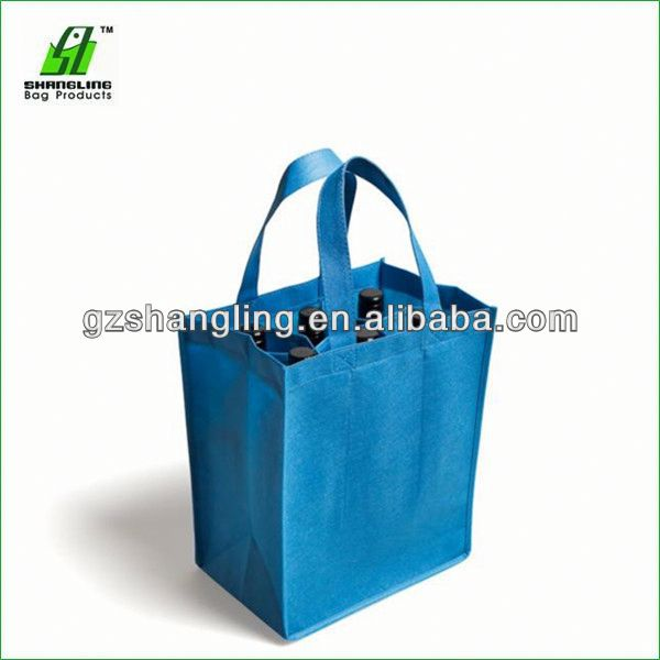 red wine packing bag
