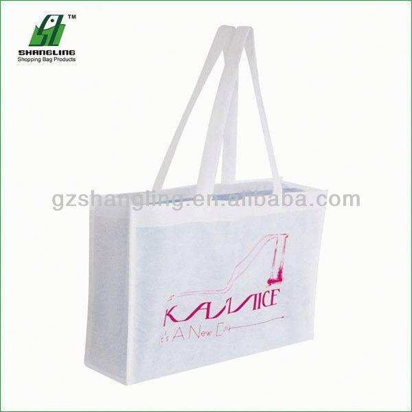wholesalenon woven shopping bag fashionablenon woven red wine bag