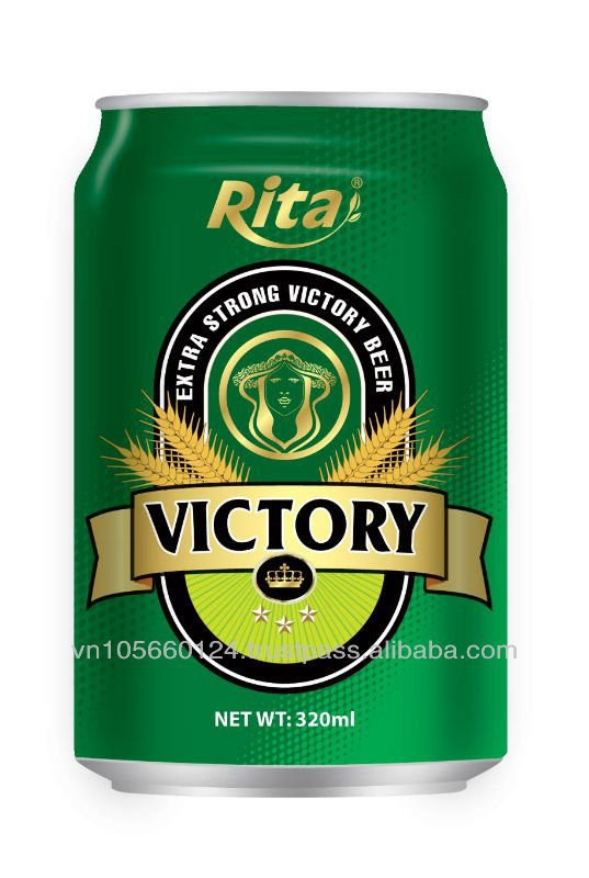 Canned Victory Beer