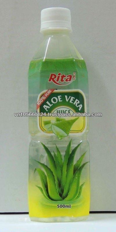 how to prepare aloe vera juice to drink
