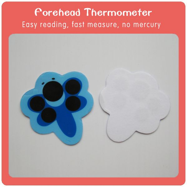 High quality lovely gifts for household baby red wine thermometers