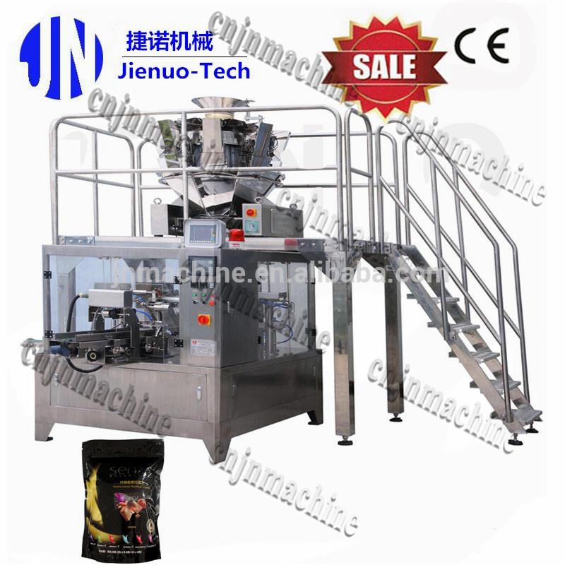 Automatic granular chocolate bar packaging machine for Food bar packaging machine