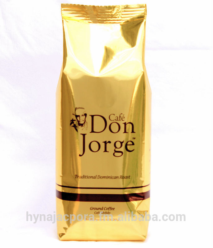 Cafe Don Jorge Traditional Dominican Roast House Blend