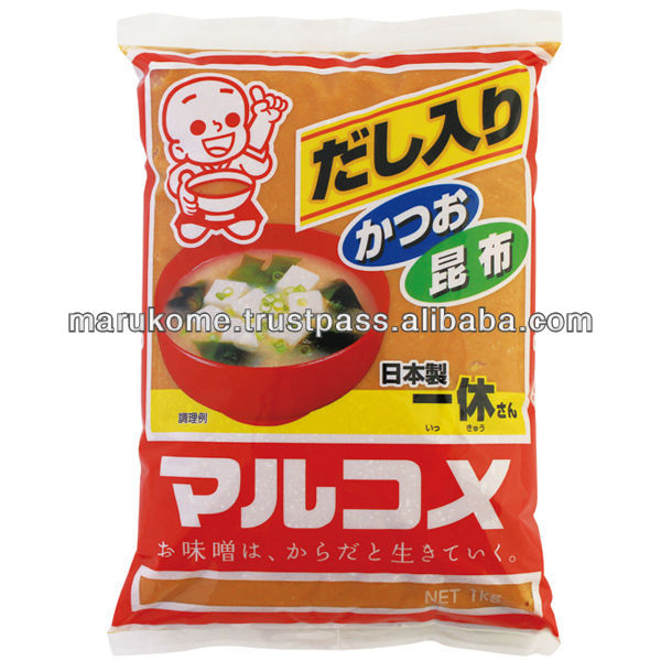 High quality miso matches with japan organic soybean made in Japan and used in japan