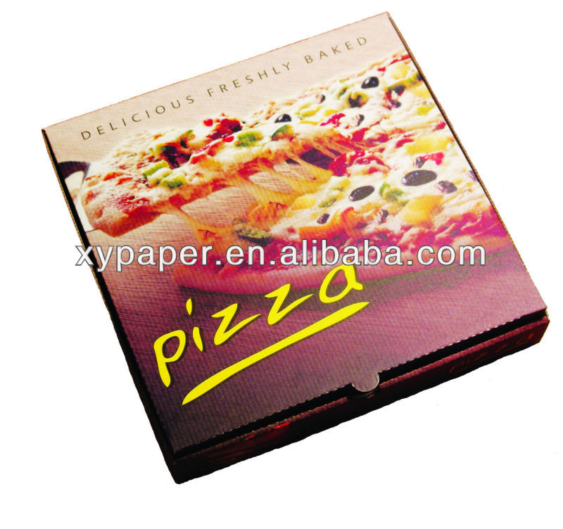 colour paper pizza packing box products china colour paper pizza packing box supplier. Black Bedroom Furniture Sets. Home Design Ideas