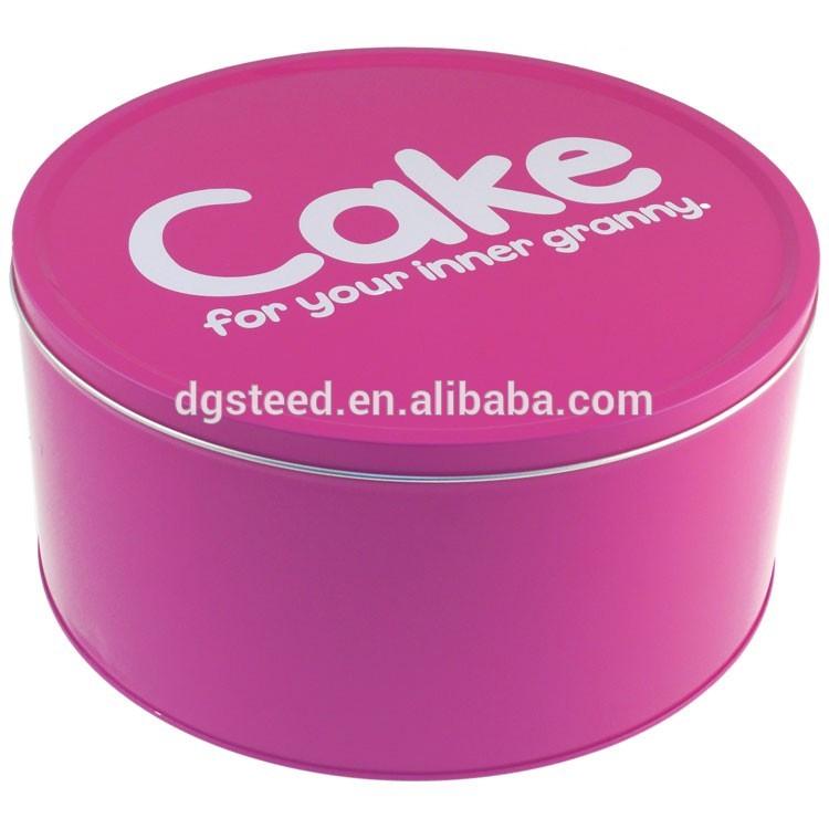 Decorative Cake Tins For Storage