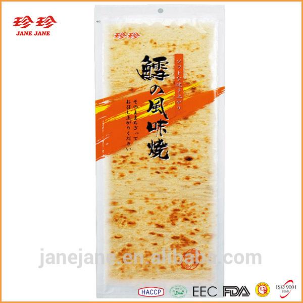 Prepared Pollock Fish Seafood Snack - Sheet