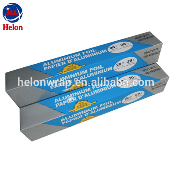 High Quality Aluminium Foil Roll for Household Use