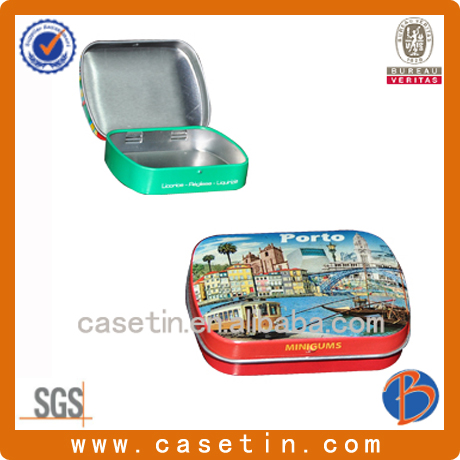 candy mint tin box/chewing gum tin box products,China ...