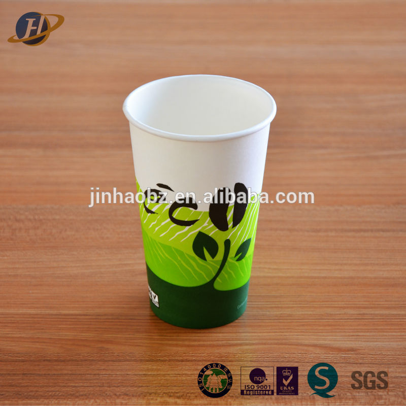 Customized paper cups supplier