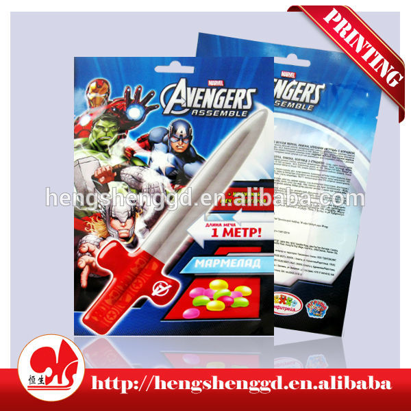 Food grade candy bar packaging bag products china food for Food bar packaging