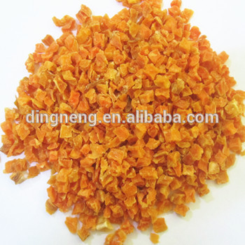 yellow sweet potato belong to air dried food size 10x10x10mm