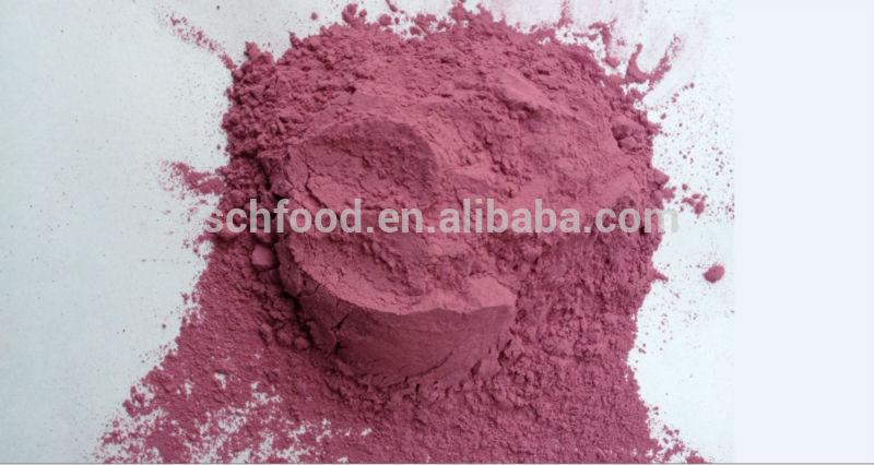 Air Dried Purple Sweet Potato Powder