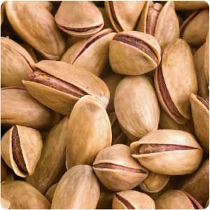 Raw and Roasted Pistachios