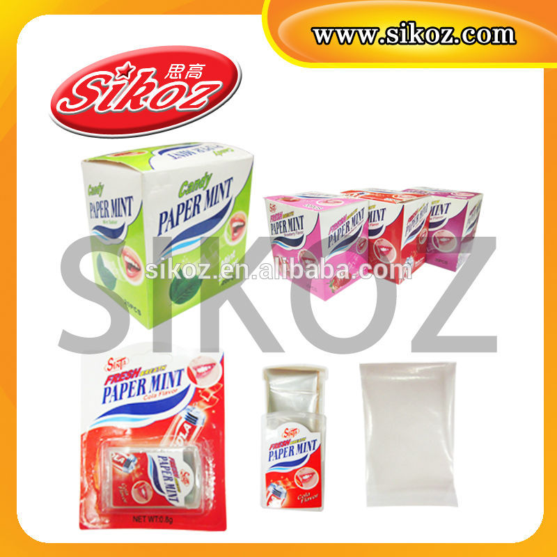 Paper Mint Candy Sk N243 Products China Paper Mint Candy Sk N243 Supplier