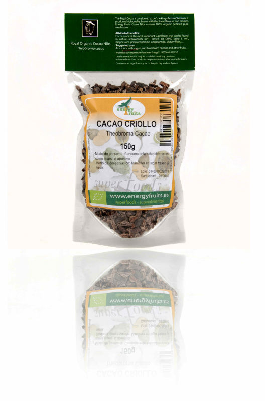 Raw Food Factory Organic Cacao Nibs G