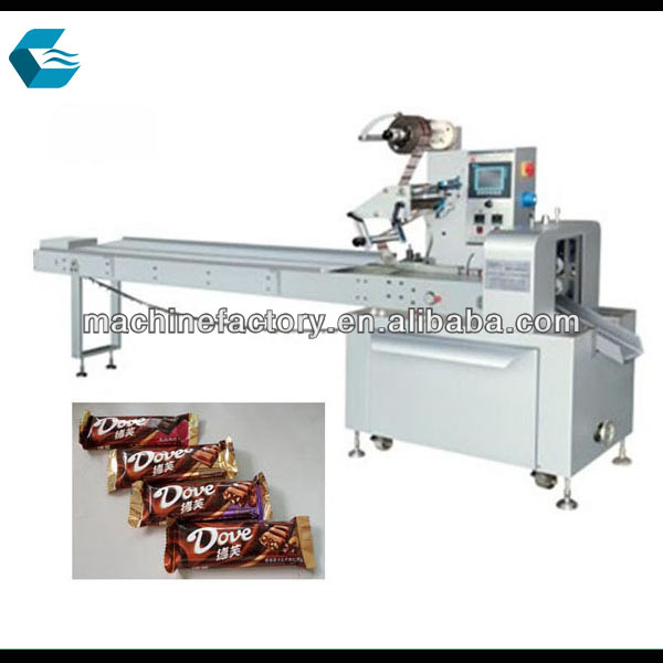 Automatic candy bar packaging machine products china for Food bar packaging machine