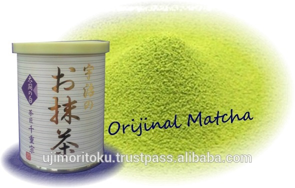 Delicious and High quality tea powder matcha made in Japan