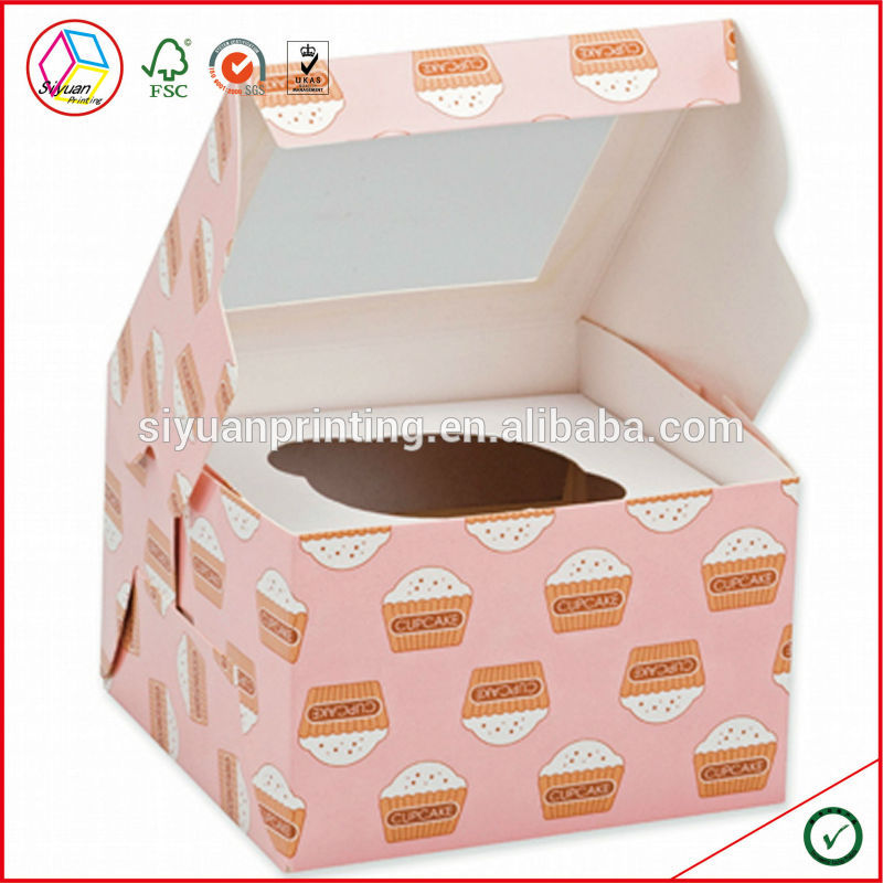 High Quality Muffin Box