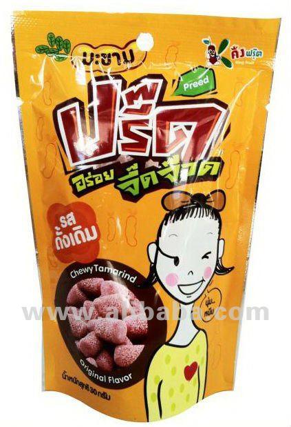Chewy Tamarind candy Original Flavor