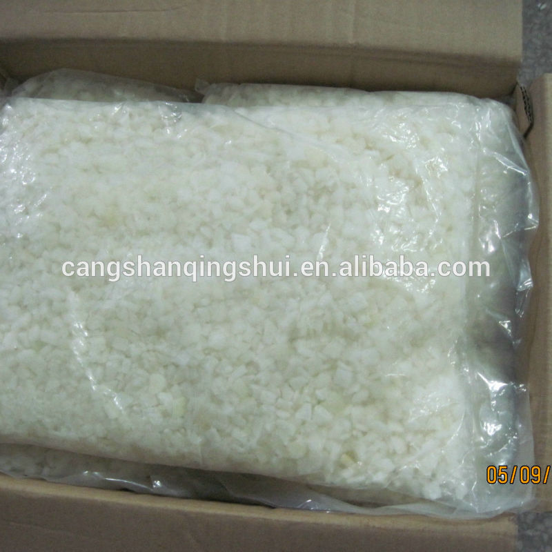 2014 crop qucik frozen diced onion