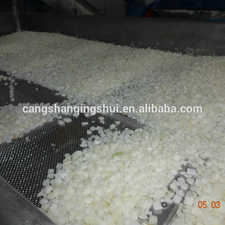 2014 crop iqf onion dices