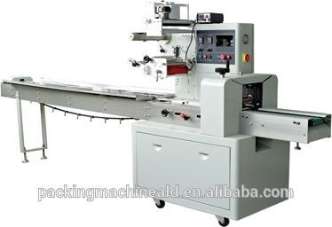 Chocolate bars flow packing machine products china for Food bar packaging machine
