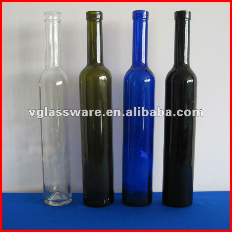 375ml and 200ml colored ice wine bottle products china for Where to buy colored wine bottles