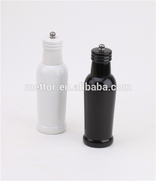 Asiabrother novelty salt and pepper mill black mills white mills products china asiabrother - Novelty pepper grinder ...