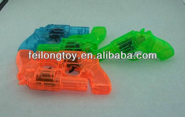 newest and hot selling flint gun toy candy