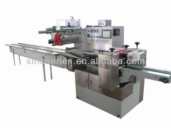 China wholesale packaging machine for bar chocolate for Food bar packaging machine