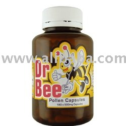Dr Bee Pollen 500mg x180s
