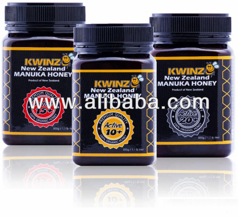 New Zealand Manuka Honey