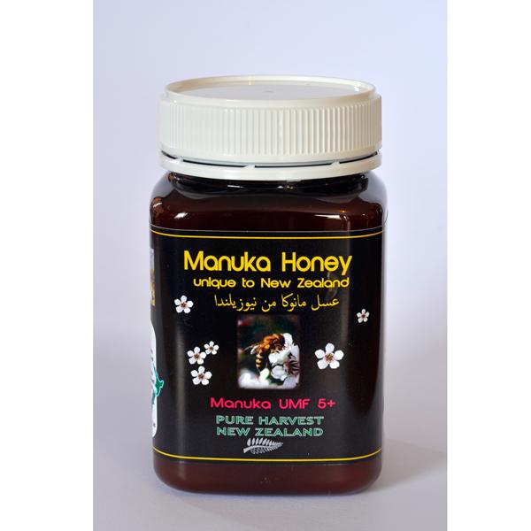 Pure Harvest Manuka 8+ Honey