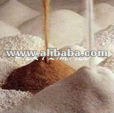 White Granulated cane sugar 45 Icumsa