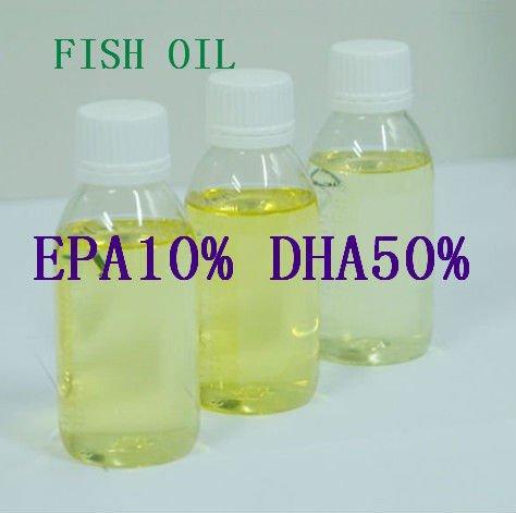 Fish oil in bulk EPA10%DHA50%