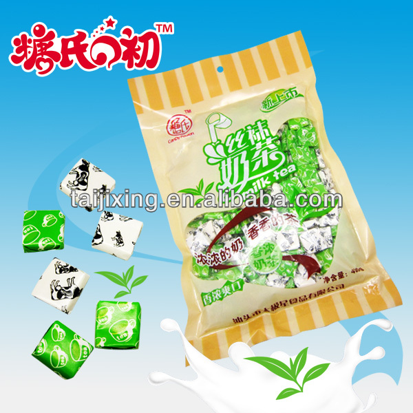 Milk Tea Sugus Soft Candy Toffee TS-003