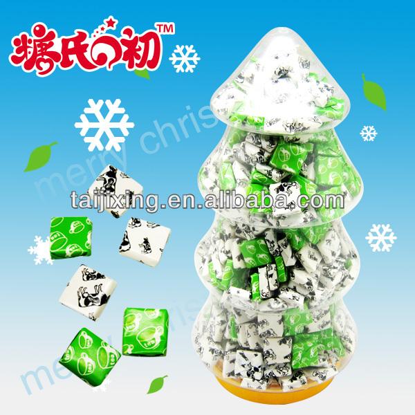 Christmas Tree Milk Tea Sugus Milk Candy Soft Candy TS-027