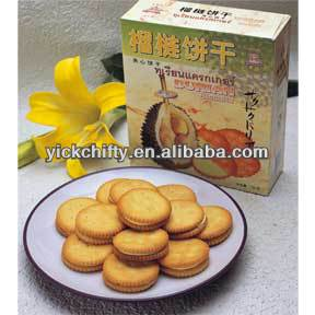Durian flavour biscuit(TFB-001)