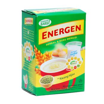 Energen Oat Cereal Drink Instant Box ProductsIndonesia