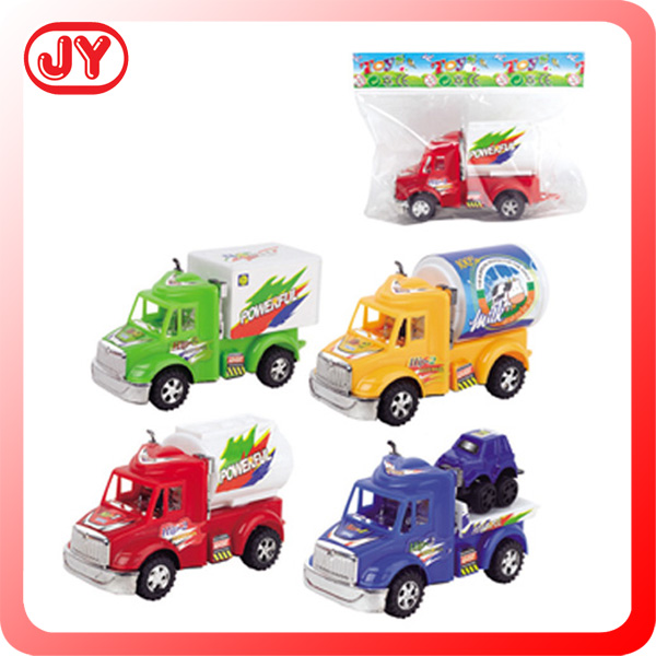 4 Asst styles 4 asst colors candy with toys pull back mini car with OPP bag