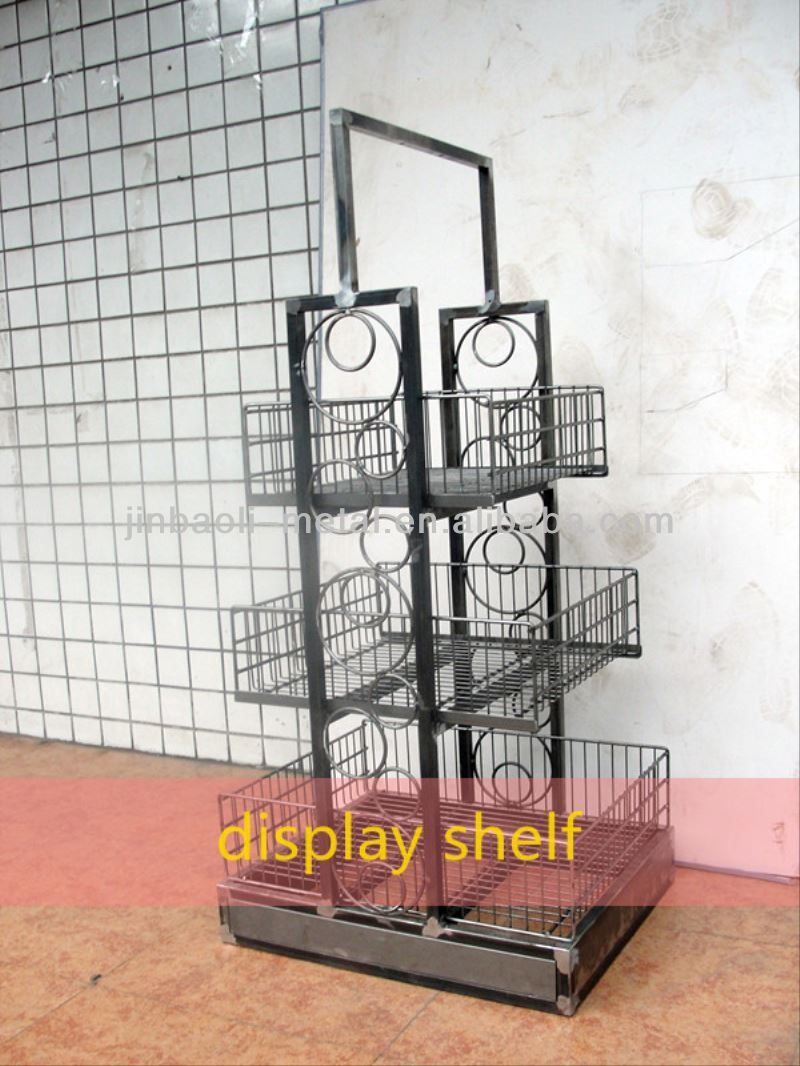 2014 new free standing chewing gum display shelf products. Black Bedroom Furniture Sets. Home Design Ideas