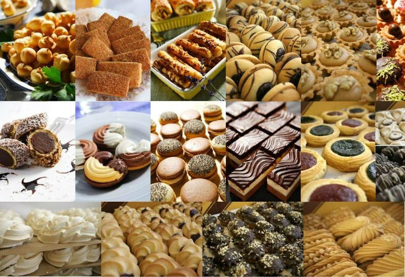 Polish biscuits, muffins and cookies are the cheapest the biggest assortment KRAKOW price start from