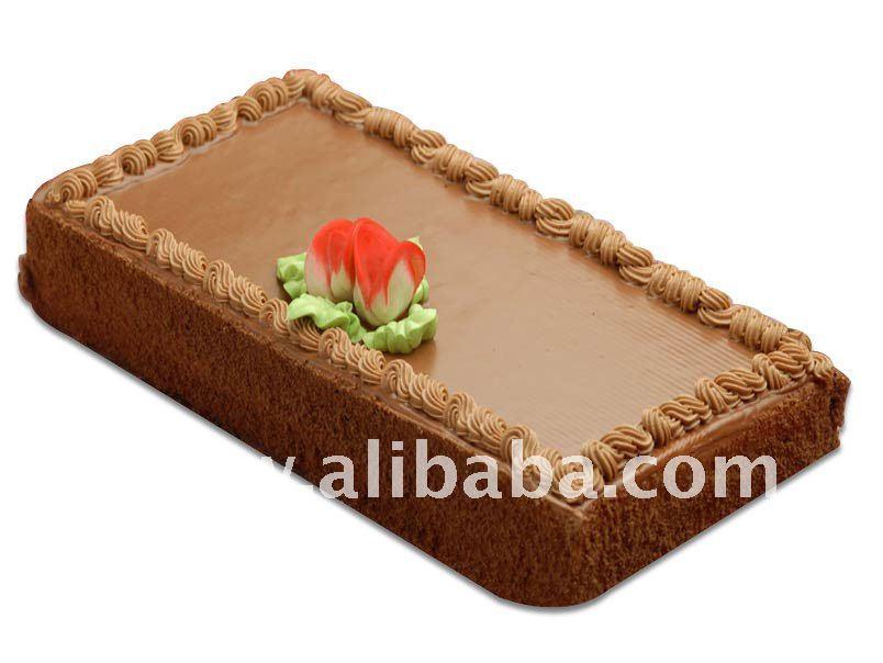 truffle chocolate cake