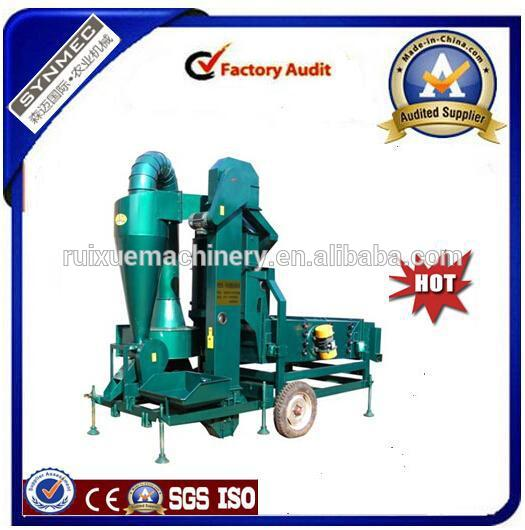 Black Pepper Cleaning And Grading Machine