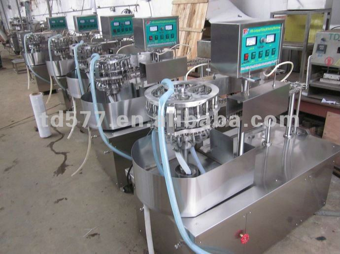 Lollipop Auto Filling and Sealing Machine
