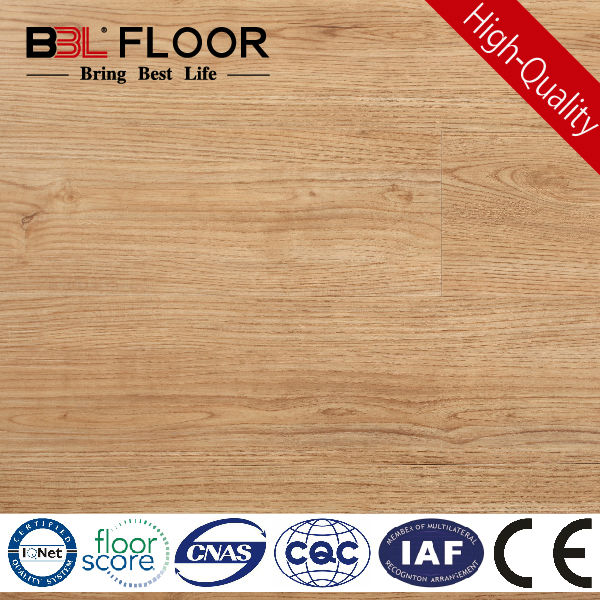 2.5mm Cinnamon Cherry Carpenter Handscrape outdoor swimming pool flooring BBL-98188-1