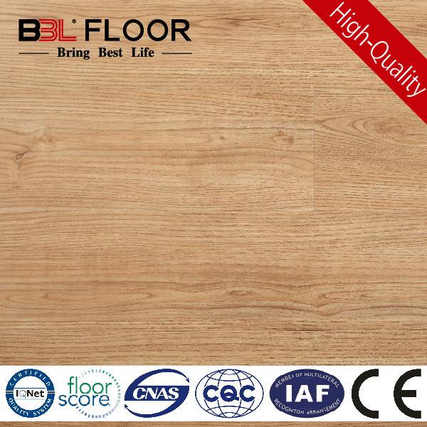 5mm Cinnamon Cherry Carpenter Handscrape foam backed waterproof vinyl BBL-98188-1