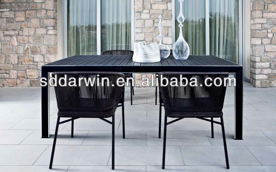Used Hotel Furniture Outdoor Synthetic Rattan Furniture
